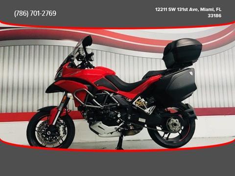 2014 Ducati Multistrada 1200 for sale in Miami, FL
