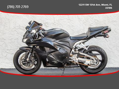 2011 Honda CBR600RR for sale in Miami, FL
