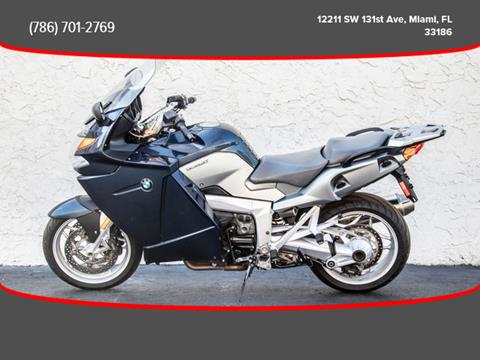 2007 BMW K1200GT for sale in Miami, FL