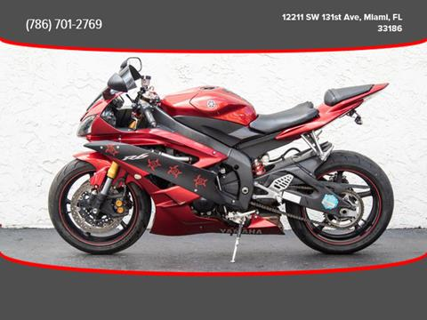 2007 Yamaha YZF-R6 for sale in Miami, FL