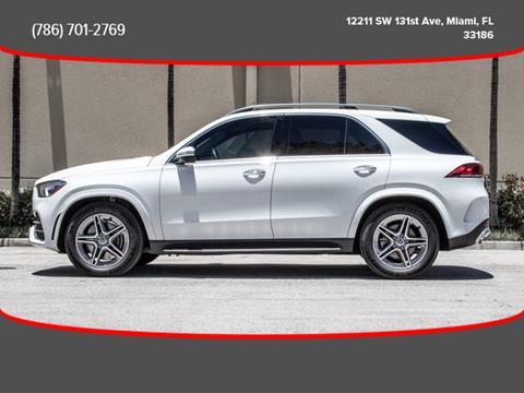 2020 Mercedes-Benz GLE for sale in Miami, FL
