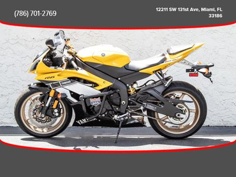 2016 Yamaha YZF-R6 for sale in Miami, FL