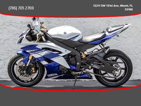 2014 Yamaha YZF-R6 for sale in Miami, FL