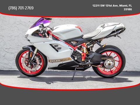 2011 Ducati Superbike 848 EVO for sale in Miami, FL