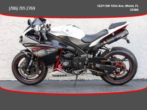 2012 Yamaha YZF-R1 for sale in Miami, FL
