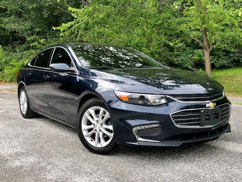 2017 Chevrolet Malibu for sale in Sylacauga, AL