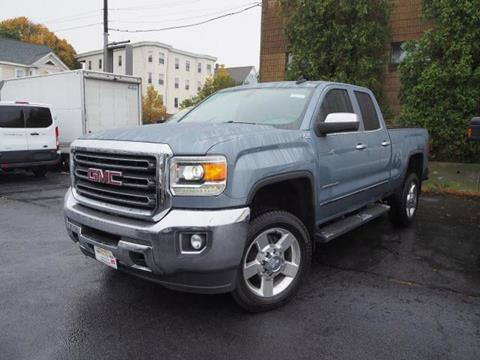 2016 GMC Sierra 2500HD for sale in Beverly, MA