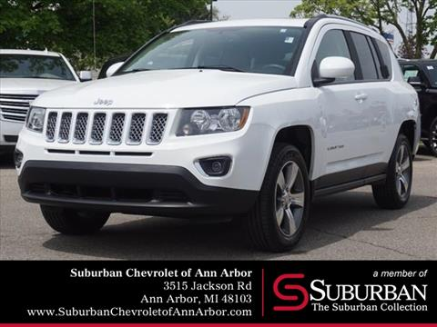 2017 Jeep Compass for sale in Ann Arbor, MI