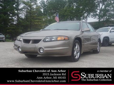 2003 Pontiac Bonneville for sale in Ann Arbor, MI