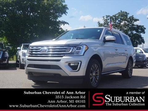 2019 Ford Expedition MAX for sale in Ann Arbor, MI