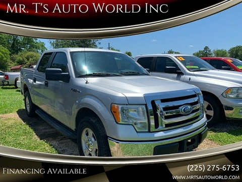 2009 Ford F-150 for sale in Baton Rouge, LA