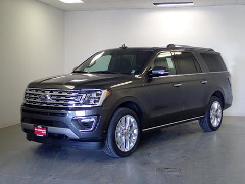2018 Ford Expedition MAX for sale in Madison, NE