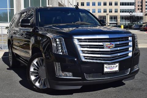 2016 Cadillac Escalade ESV for sale in Arlington, VA