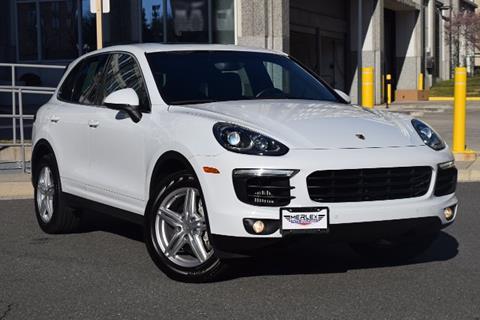 2015 Porsche Cayenne for sale in Arlington, VA
