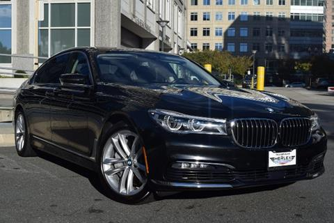 2016 BMW 7 Series for sale in Arlington, VA
