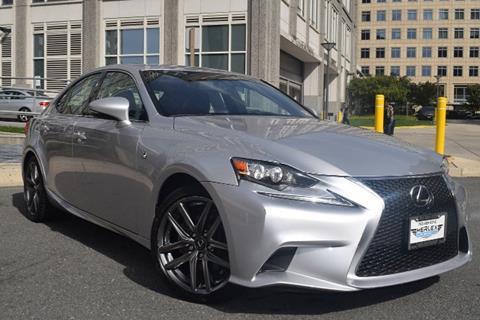 2015 Lexus IS 250 for sale in Arlington, VA