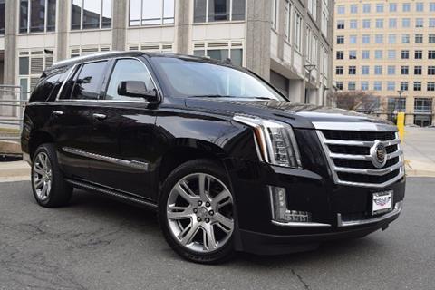 2015 Cadillac Escalade for sale in Arlington, VA