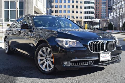 2011 BMW 7 Series for sale in Arlington, VA