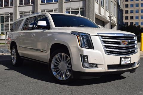 2015 Cadillac Escalade ESV for sale in Arlington, VA