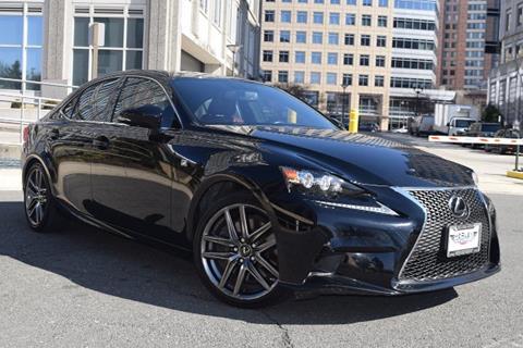 2016 Lexus IS 300 for sale in Arlington, VA