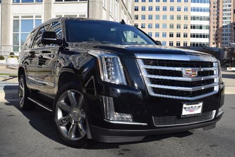 2016 Cadillac Escalade for sale in Arlington, VA