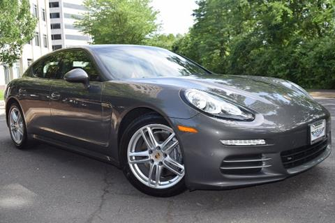 2014 Porsche Panamera for sale in Arlington, VA
