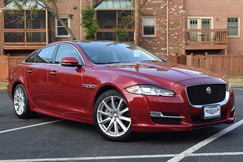 2016 Jaguar XJ for sale in Arlington, VA