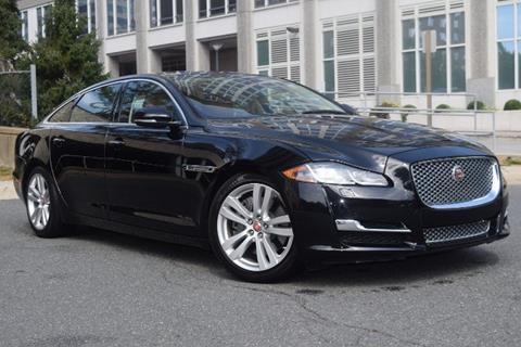 2016 Jaguar XJL for sale in Arlington, VA