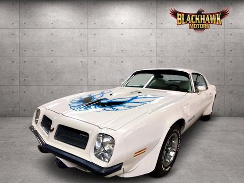 1974 Pontiac Trans Am for sale in Gurnee, IL