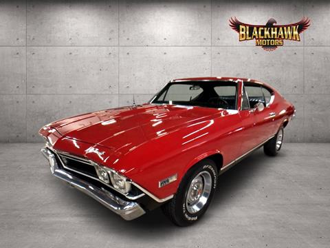 1968 Chevrolet Chevelle For Sale In Gurnee Il