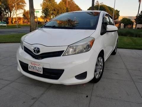 San Jose Toyota >> 2013 Toyota Yaris For Sale In San Jose Ca