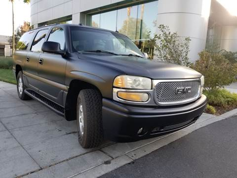 2003 GMC Yukon XL for sale in San Jose, CA