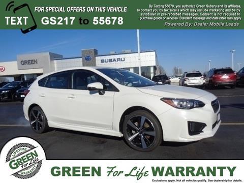 2019 Subaru Impreza for sale in Springfield, IL