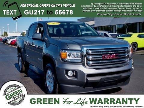 2018 GMC Canyon for sale in Springfield, IL