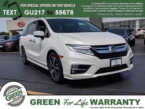 2019 Honda Odyssey for sale in Springfield, IL