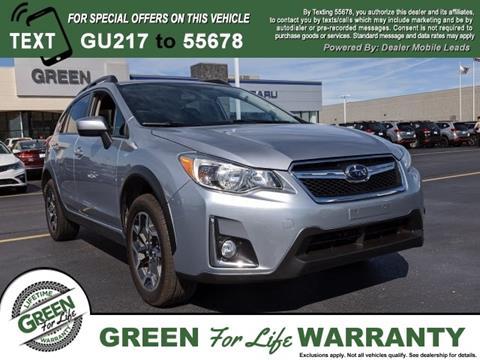 Green Toyota Springfield Il >> 2017 Subaru Crosstrek For Sale In Springfield Il