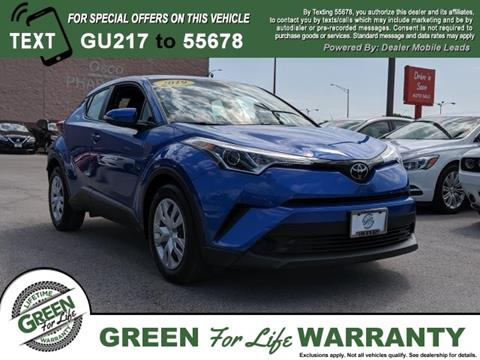 2019 Toyota C-HR for sale in Springfield, IL