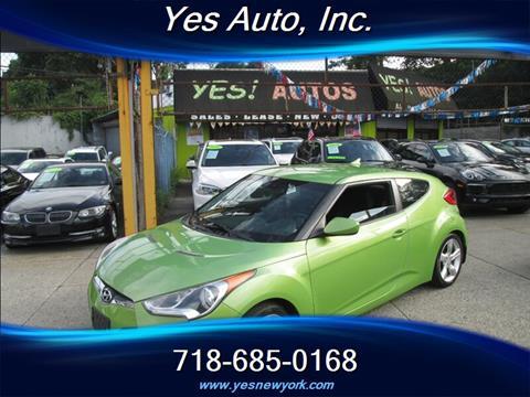 2012 Hyundai Veloster for sale in Elmhurst, NY