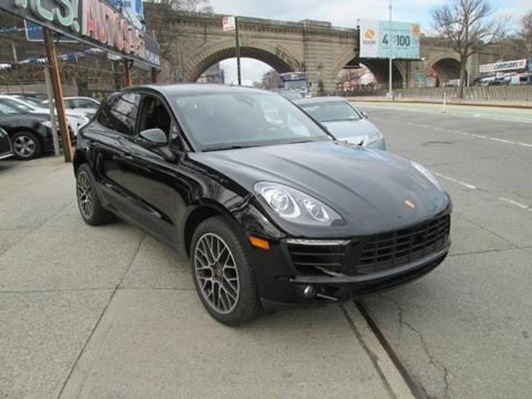 2017 Porsche Macan for sale in Elmhurst, NY