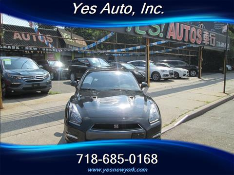 2013 Nissan GT-R for sale in Elmhurst, NY