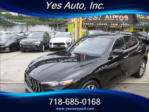 2018 Maserati Levante for sale in Elmhurst, NY