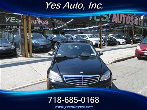 2009 Mercedes-Benz C-Class for sale in Elmhurst, NY