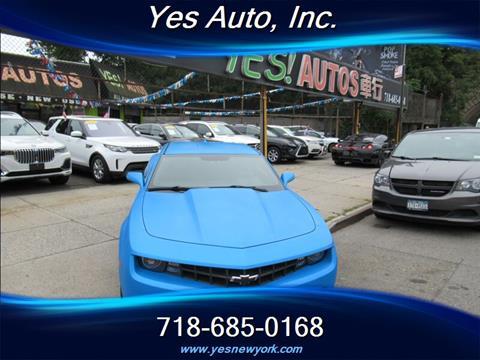 2013 Chevrolet Camaro for sale in Elmhurst, NY