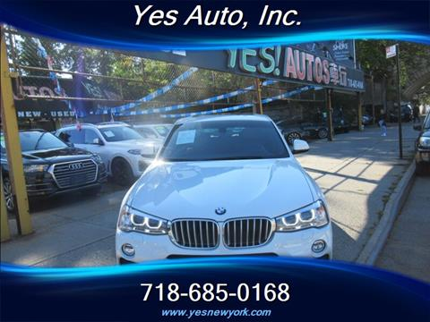 2017 BMW X4 for sale in Elmhurst, NY