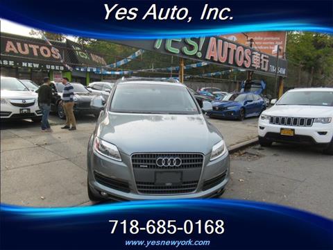 2007 Audi Q7 for sale in Elmhurst, NY