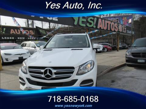 2017 Mercedes-Benz GLE GLE 350 4MATIC for sale at Yes Auto in Elmhurst NY