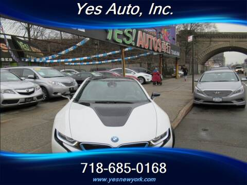 2016 BMW i8 for sale at Yes Auto in Elmhurst NY