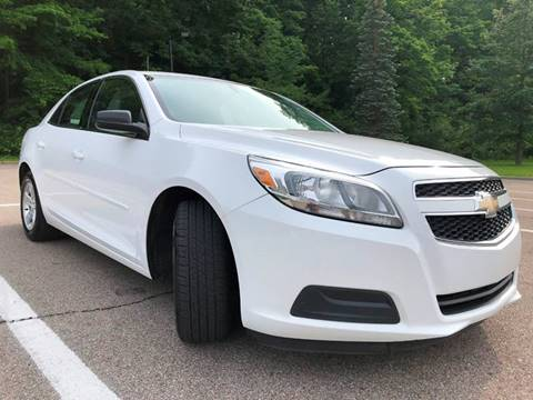 2013 Chevrolet Malibu for sale at Lifetime Automotive LLC in Middletown OH