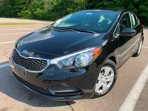 2015 Kia Forte for sale at Lifetime Automotive LLC in Middletown OH