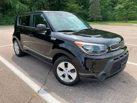 2016 Kia Soul for sale at Lifetime Automotive LLC in Middletown OH